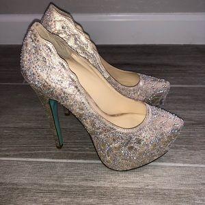 Betsy Johnson heels !